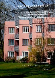 Abschlussbericht Bernadottestr. 42-48 - Schulze Darup & Partner
