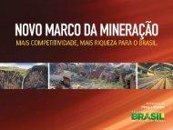 Apresentação do Ministro - Ministério de Minas e Energia
