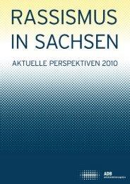 Rassismus in Sachsen - Potsdam bekennt Farbe