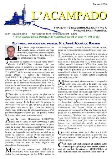 L'ACAMPADO - La Porte Latine