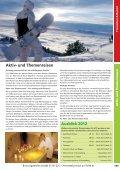 Unterschiedliche Themenschwerpunkte – für jeden etwas dabei - Seite 3