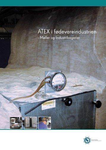 Hent ATEX i fødevareindustrien - Møller og Industribagerier