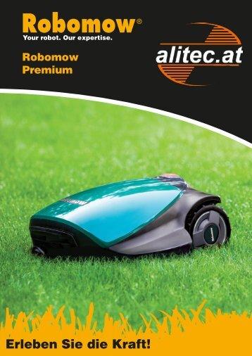 Robomow Rasenroboter - Erleben Sie die Kraft!