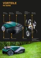 Robomow Rasenroboter - Erleben Sie die Kraft! - Seite 7