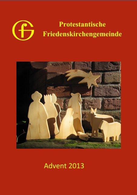 Advent 2013 - Kirchen in und um Kaiserslautern