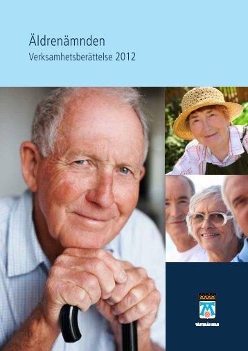 Äldrenämnden verksamhetsberättelse 2012 - Västerås stad
