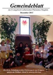 12/13 - Kirchspiel Magdala/Bucha