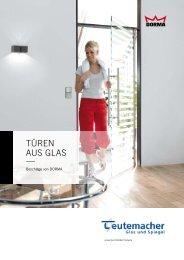 Download Prospekt - Teutemacher Glas und Spiegel