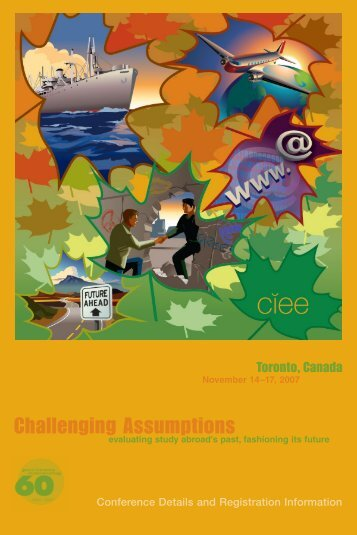 Challenging Assumptions - Council on International Educational ...