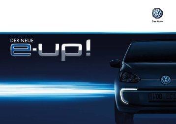 e-up Katalog - Volkswagen