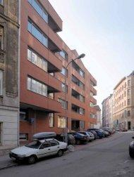 bytový dům kopečná - Architekt
