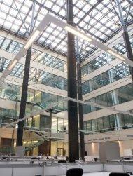 realizace - sídlo rádia svobodná evropa - Architekt