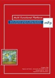 Piattaforma MFP - Dronet