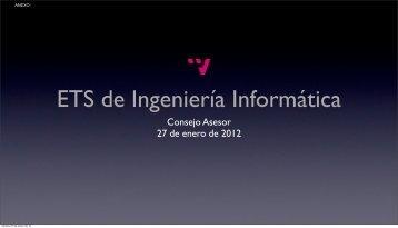 Anexo I - Escuela Técnica Superior de Ingeniería Informática - UPV