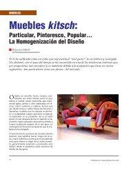 Muebles kitsch: - Revista El Mueble y La Madera