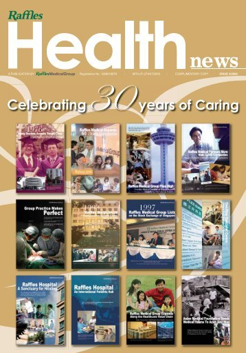 News - Raffles Medical Group