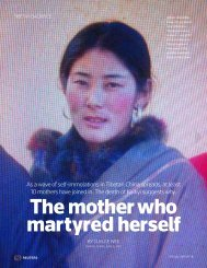 The mother who martyred herself - Thomson Reuters