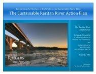 Sustainable Raritan River Action Plan