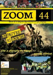 Zoom n°152 - Le blog de la Délégation Départementale de Loire ...