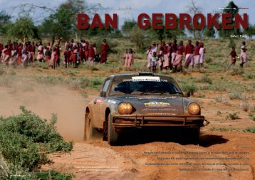 East African Safari Rally
