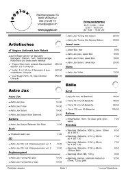 Artistisches Astro Jax Bälle - Jugglux