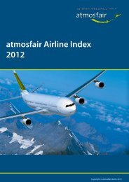 atmosfair Airline Index 2012