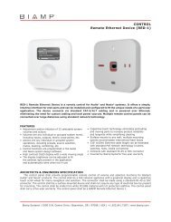 CONTROL Remote Ethernet Device (RED-1)