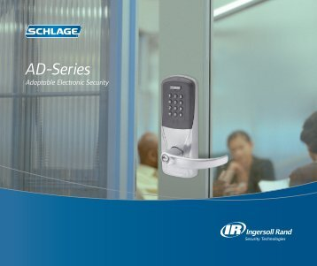 AD-Series Solutions Brochure - Security Technologies