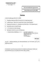 Mein Ziegelhaus GmbH & Co. KG - Bundeskartellamt