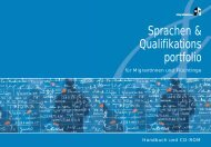 Handbuch als pdf - Integrationshaus