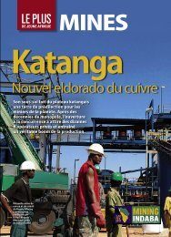 Katanga - Jeune Afrique