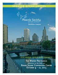 The Westin-Providence Rhode Island Convention Center October 9 ...
