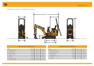 Technical Specification - Jcb