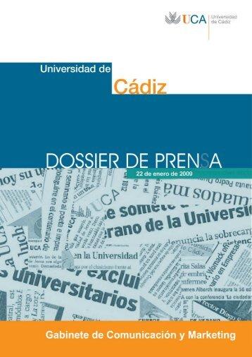 El conflicto - Universidad de Cádiz