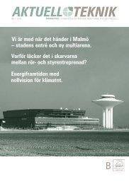 Vi är med när det händer i Malmö – stadens entré och ny ... - Armatec