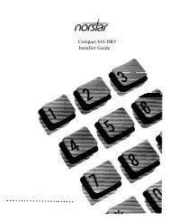Compact 616 DR5 Installer Guide - TextFiles.com
