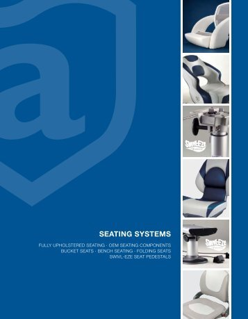 SEATING SYSTEMS - Attwood