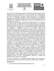 14 - Gobierno del Estado de Morelos