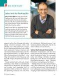 Pankreatitis-Artikel im Diabetes Ratgeber März 2011 - TEB e.V. - Seite 3