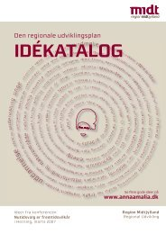 IDÉKATALOG - Region Midtjylland