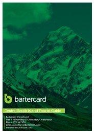 Central South Island - Bartercard Travel