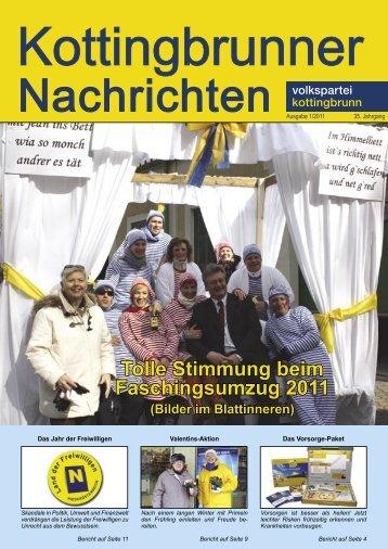 Tolle Stimmung beim Faschingsumzug 2011 - Volkspartei ...