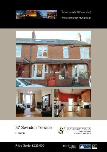 37 Swindon Terrace - Sanderson Young
