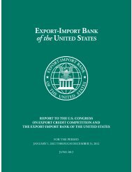 2012 508 accessible version - Export-Import Bank of the United States