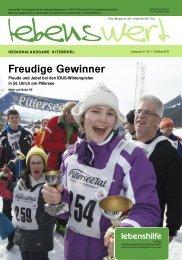 Jahrgang 12 / Nr. 1 / Frühling 2013 - Gemeinde Oberndorf in Tirol
