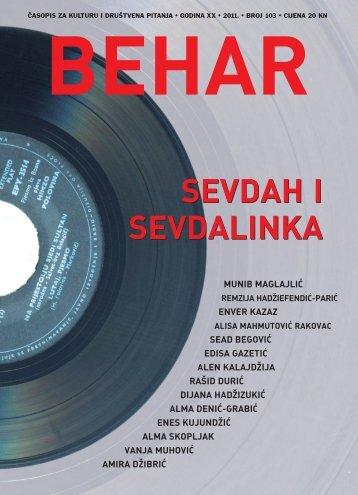 Behar-103 - Culturenet