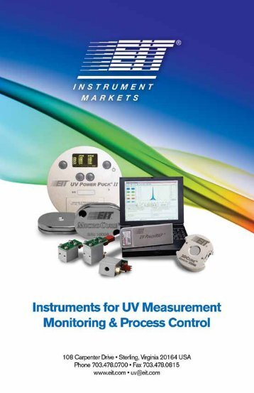 Download our UV Catalog