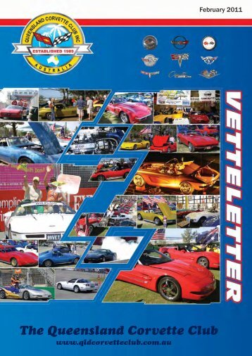 February 2011 - qld corvette club inc