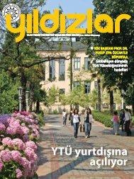 2. Sayı - Yıldız Teknik Üniversitesi
