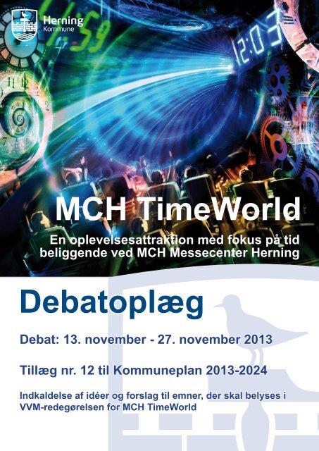 MCH TimeWorld Debatoplæg - Herning Kommune